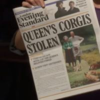 Shocking News: The Queen's Corgis Have Been Stolen!