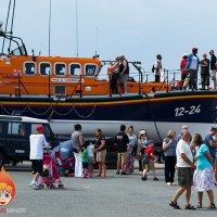 Rhyl Lifeboat Crewed by Caring Volunteers