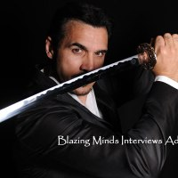 Adrian Paul, The Sword Experience - Interview