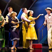 Tommy Steele is In The Mood in The Glenn Miller Story at Venue Cymru
