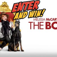 Win THE BOSS Starring Melissa McCarthy on DVD