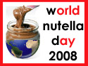 world nutella day 2008!
