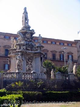 Villa Bonanno, Palermo, Sicily on Flickr
