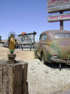 Buddha on Route 66 on Flickr