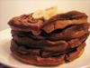 Decadent Nutella Waffles