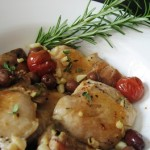 Chicken Fricassee Abruzzo Style