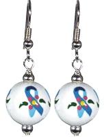 Angela Moore OCRF earrings