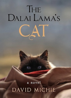 The Dalai Lama's Cat by David Michie
