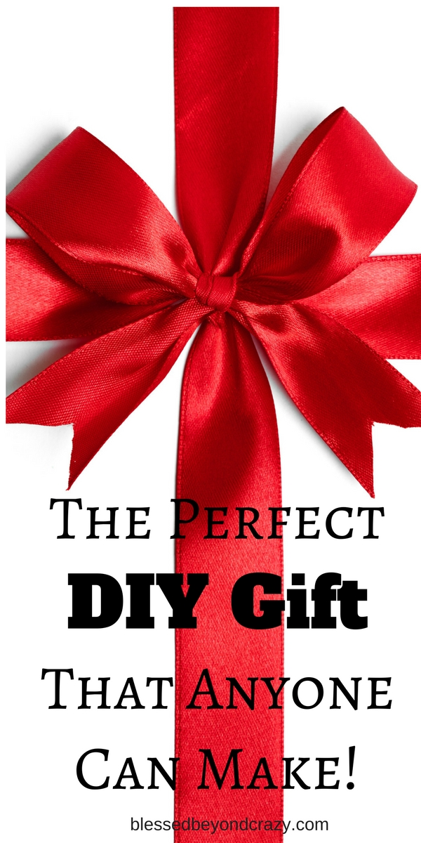 The Perfect DIY Gift 2