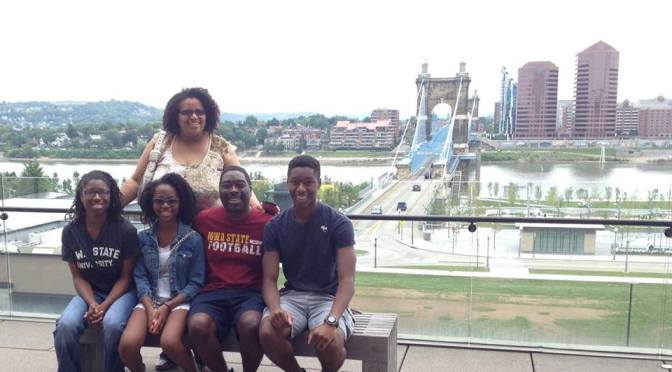 family in cincinnati august 2015