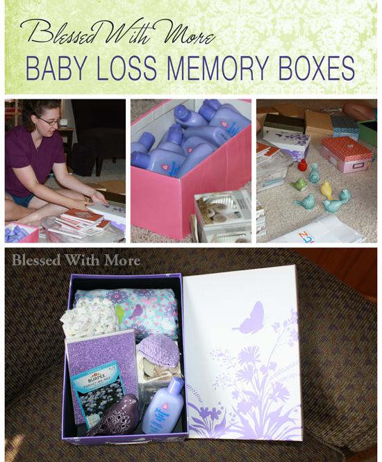 make a baby keepsake box 2