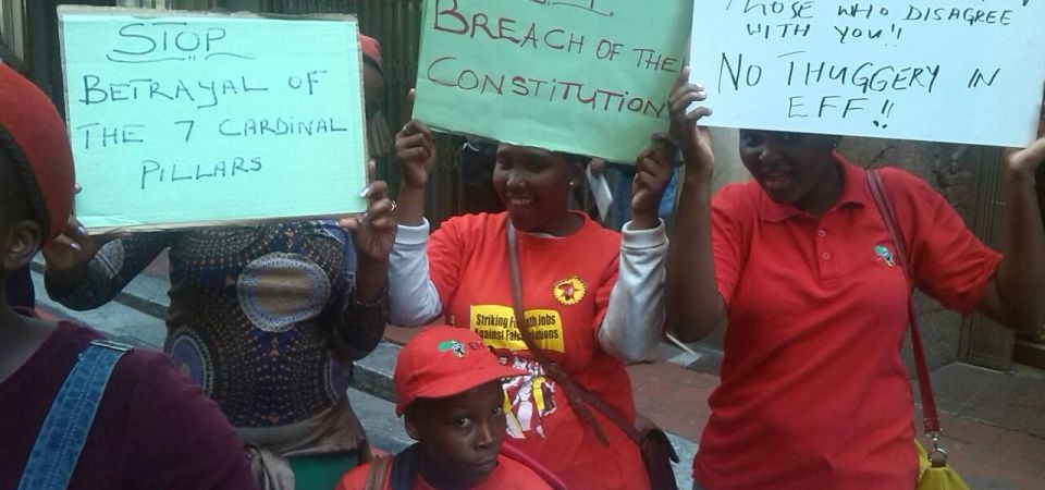 EFF LEADERSHIP, STOP CORRUPTING FOUNDATIONAL PRINCIPLES!
