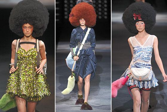 Louis Vuitton 2010 Spring Fashion Week