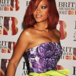 Rihanna at BRIT Awards