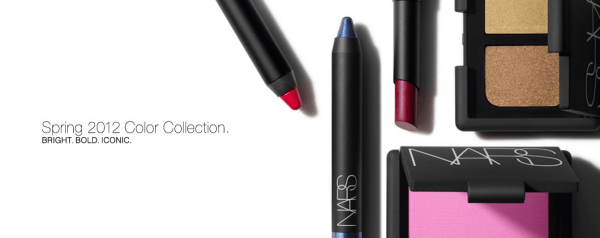nars spring collectiion 2012