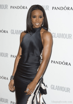 1 Kelly Rowland Glamour woman of the year 2012