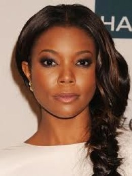 gabrielle union fishtail braid