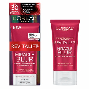 L'OrealRevitalift Miracle Blur