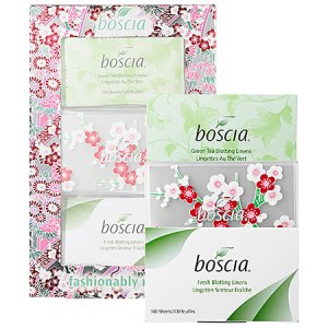 Boscia Fashionably Matte Blotting Papers 3 pack