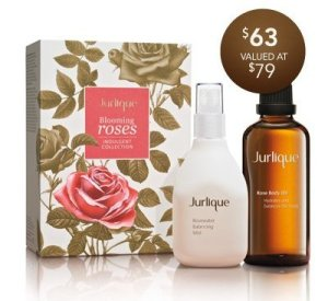 Jurlique Blooming Roses Indulgent Collection