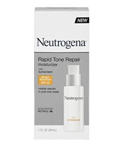 What I'm Trying Now—Skin Care: Neutrogena® Rapid Tone Repair Day Moisturizer SPF 30