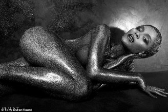 Beyonce for Flaunt Magazine