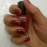 Zoya Cashmeres Fall 2013-Pepper swatch
