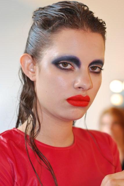 Brian Lichtenberg kryolan ss 14 fashion week