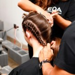 New York Fashion week spring 2014 Hair How-to for Ann Yee Spring-Summer Show with Aveda3