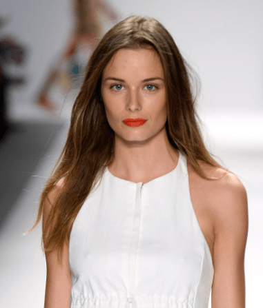 Tresemme for Nanette Lepore ss 14  Runway show