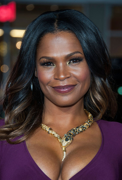 Nia Long Best Man Holiday Premiere zimbio.com