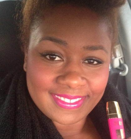 Milani Lip Intense Pink Rave