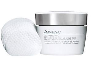 Avon anew clinical resurfacing peel