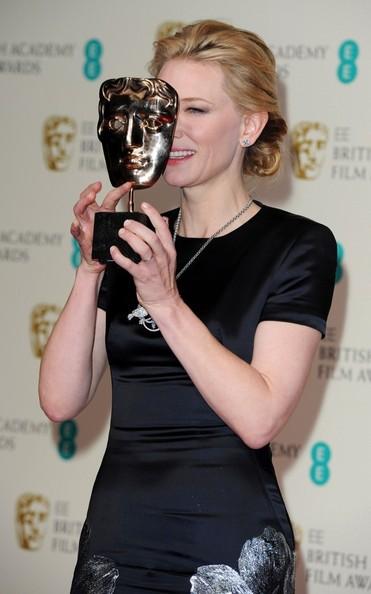Cate+Blanchett+BAFTA+2014+Press+Room+RqHCGBQXZWSl