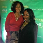 Tracee Ellis Ross and Rana Campbell