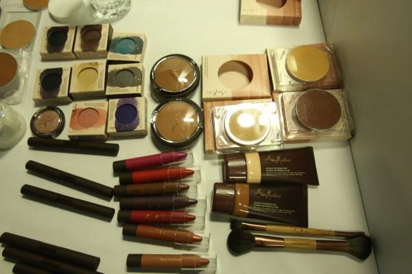 sheamoisture new cosmetics backstage at korto Mormolu fall winter 2014