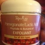 Reviva Labs Pomegranate/Lactic Acid Exfoliant