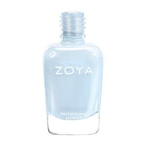 Zoya Nail Polish in Blu