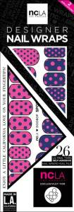 ncLA Nail Wraps for DOOBOP.COM  Spot On!