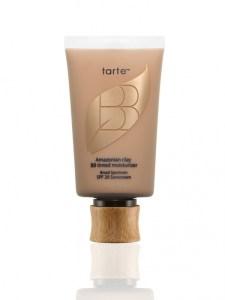 tarte Amazonian clay BB tinted moisturizer  Broad Spectrum SPF 20 sunscreen