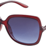 ICU Sunglasses 8811_Red