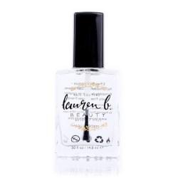 lauren b beauty-gel like top coat