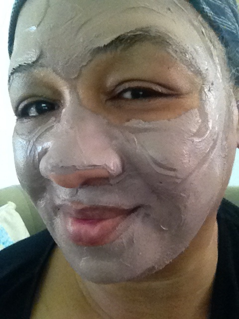 Purminerals Dirty Girl mask review