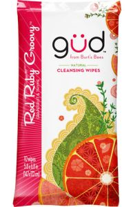 Red Ruby Groovy™ Natural Cleansing Wipes