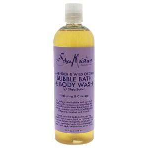 SheaMoisture Lavender & Wild Orchid Bath Body  Massage Oil