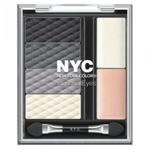 NYC Individual Eyes in Smokey Charcoals