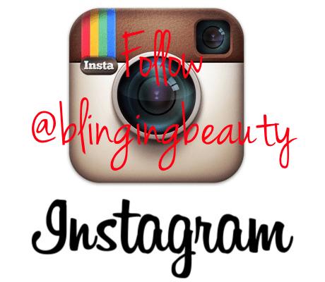 follow blinging beauty ig