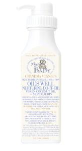 Grandma Minnie's Oil's Well Nurturing Do-It-Oil
