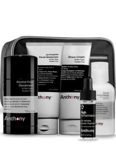 Anthony Starter Kit Gift Set for Him