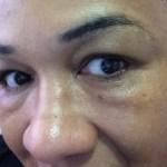 Laura Mercier High Coverage concealer under eye before 1